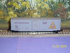 MICRO-TRAINS N SCALE  50' STANDARD SINGLE DOOR BOX CAR SOUTH JUNCTION RAILROAD
