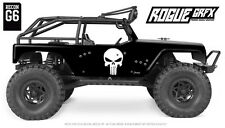 Axial G6 Wrangler Jeep Body Graphic Wrap Skin- Punisher
