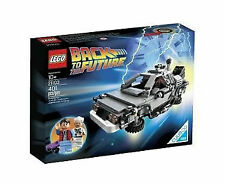 LEGO Ideas DeLorean Zeitmaschine (21103) BACK TO THE FUTURE
