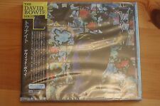 Rare David Bowie Tonight CD EMI Japan Jewel Case OBI Sealed 9 Tracks