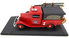 "Eligor 1082 Ford V8 Pompiers Premier Secours USA 1934 1/43 ""Trenton Fire"", mint"