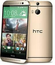 HTC  One M8 (Latest Model) - 32 GB - gold   smartphone 4g supported except jio