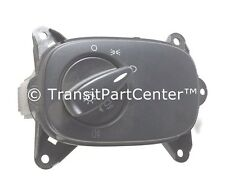 HEADLAMP SWITCH FORD TRANSIT 2000-2006 LEFT HAND DRIVE