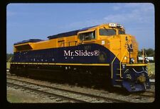 Original Slide NS CNJ Central Railroad of New Jersey Heritage SD70ACe 1071