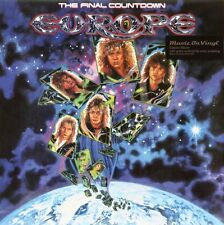 The Final Countdown  Europe Vinyl Record