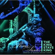 King Stays King - Santos Romeo (2012, CD NEUF)2 DISC SET