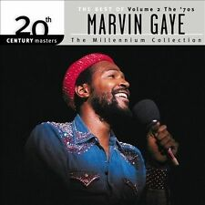 NEW - The Best of Marvin Gaye: The Millennium Collection, Vol. 2: The 70's