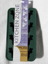 Kitchen Zone by Silicone Zone Rudolf Reindeer Silicone Molds NEW in Package