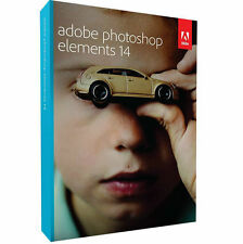 Adobe Photoshop Elements 14 for Windows & Mac - Full Version ✔NEW✔