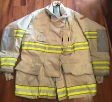 Firefighter Globe Turnout Bunker Coat 49x35 G Extreme Halloween Costume