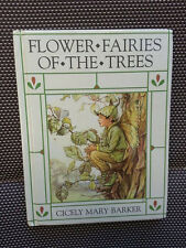 CICELY MARY BARKER ~ FLOWER FAIRIES OF THE TREES 1990 Sml HC