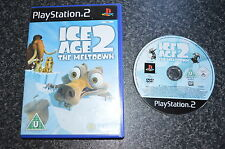 ICE AGE 2 THE MELTDOWN for the PlayStation 2  PS2