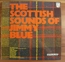 "12"" LP Vinile The Scottish suoni of Jimmy Blue Applause PHILIPS OTTIMO STATO!"
