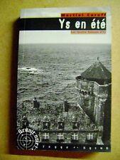 Livre Policier Ys en été Terre de Brume Martial Caroff /Z96