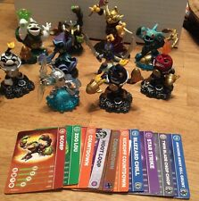 Skylanders Swap Force Lot of 10 Figures Plus Bonus Figure, Fast Shipping!!!