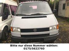 Volkswagen Transporter T4 Motorschaden Bus Kasten 3 Sitze
