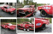 CD_915 #67 David Pearson '59 Chevy  1:64 Scale Decals