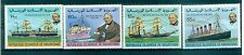 VOILIERS - VESSELS MAURITANIA 1979 Sir Rowland Hill Centenary