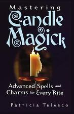 Mastering Candle Magick, Telesco, Patricia, Acceptable Book
