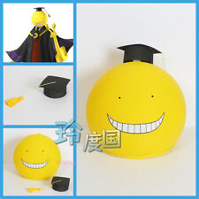 Assassination Classroom Korosensei Korosensei Mask Cosplay Costume COS Helmet