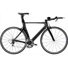 NEW Cannondale Slice 5 105  Black Triathlon bike  56cm