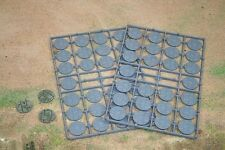 Renedra Generics - 25mm Diameter Paved Effect Bases (52)