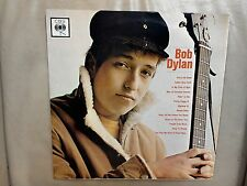 Bob Dylan Self Titled Excellent Vinyl Record LP CBS 32001