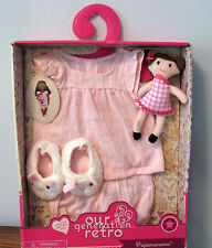 "American Our Generation 18"" Doll Girl PAJAMARAMA Pajama PJ Clothes outfit NIB"