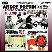 André Previn - West Side Story/Collaboration/King Size/Pal Joey (2011)