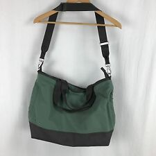 THE NORTH FACE Multi-functional Green Gray Purse Tote Cross Body Gym Outdoor Bag