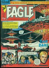 EAGLE weekly British comic book July 23 1983 VG+