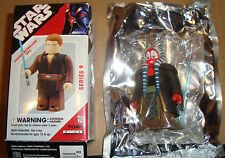KUBRICK STAR WARS SERIES 9 SHAAK TI JEDI MASTER SECRET - TOMY (GUERRE STELLARI)
