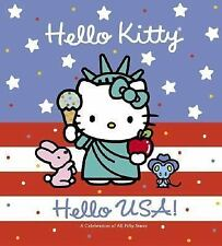 Hello Kitty, Hello USA!-ExLibrary