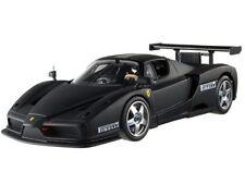 Hot Wheels Elite X5488 Ferrari Enzo Monza Test Car 2003 1:18 Diecast Model Black