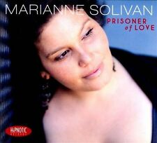Marianne Solivan - Prisoner of Love (CD) NM Peter Bernstein Christian McBride