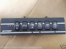GENUINE HYMER LINER MOTORHOME 2009 ONWARDS CONTROL PANEL 1672937