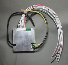 PCB/BMS for 36v Li-ion Battery Pack,with Equilibrium,Temperature Switch,DIY!