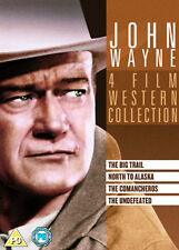 JOHN WAYNE BOXSET - DVD - REGION 2 UK