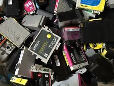 Mix lot of 500 +20 Virgin & Non Virgin Empty Ink Cartridges for Staples Rewards