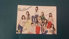 SNSD Girls Generation Star Card S1 Group Touch Rare GG019