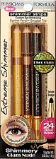 Physicians Formula Strips Extreme Shimmer Pencil + Smudger Trio Disco Glam, NUDE