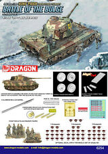 DRAGON #6254 1/35 Sd.Kfz.182 Kingtiger Henschel Turret(Battle of the Bulge)