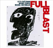 Full Blast, Peter Brotzmann;Marino Pliakas;M, New Single