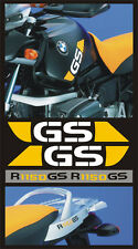 BMW R 1150 GS ADVENTURE  modello Nero/Bianco- adesivi/adhesives/stickers/decal