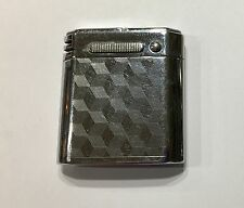 "VINTAGE FUMALUX MAGNA ELECTRIC 2 1/4"" POCKET LIGHTER WITH LIGHT"