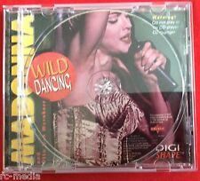 MADONNA -Wild Dancing- Rare UK Shaped Picture Disc CD (with Otto Von Wernherr)