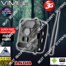 House Security Camera 3G GSM Trail Farm 16GB GSM Remote Monitoring Night Vision
