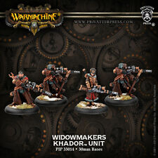 WARMACHINE PIP33014 - WIDOWMAKERS (4) - BNIP