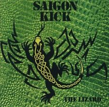 "NEW SEALED ""Saigon Kick"" The Lizard Cassette Tape  (G)"