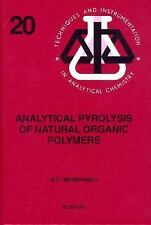 Techniques and Instrumentation in Analytical Chemistry: Analytical Pyrolysis...